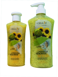 Body Scrub Sunflower