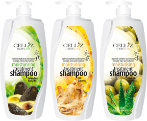 CELLIZ moisturising treatment shampoo