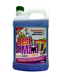 BESTMAID Floor Cleaner Lavender Fresh 5 litres 600px
