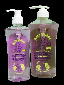 Baby Wash Head to Toe Purple